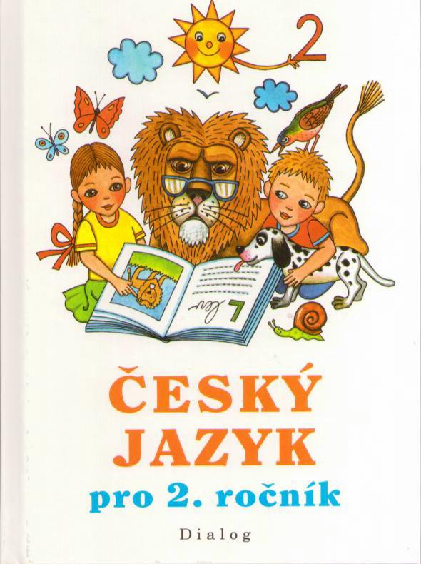 2. ročník - Český jazyk - Učebnice